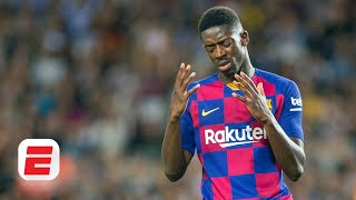 Was Ousmane Dembele's red card over the line? | La Liga