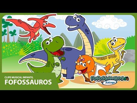 Desenho Animado Fofossauros