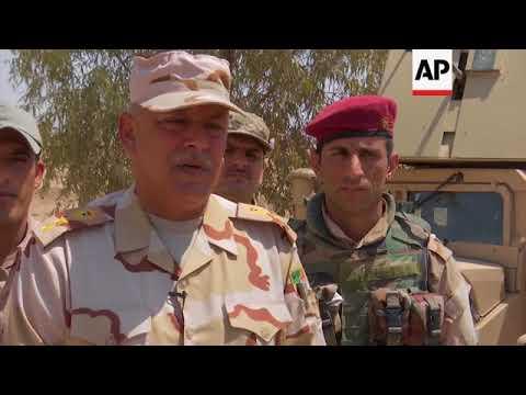 Civilians flee as Iraqi army deploys to Tal Afar