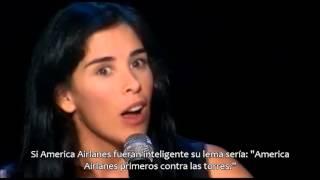 Stand Up Subtitulado Sarah Silverman- Compilado Jesus is magic
