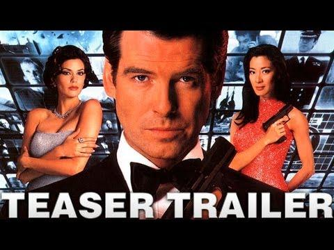 Trailer do filme 007 - O amanhã nunca morre