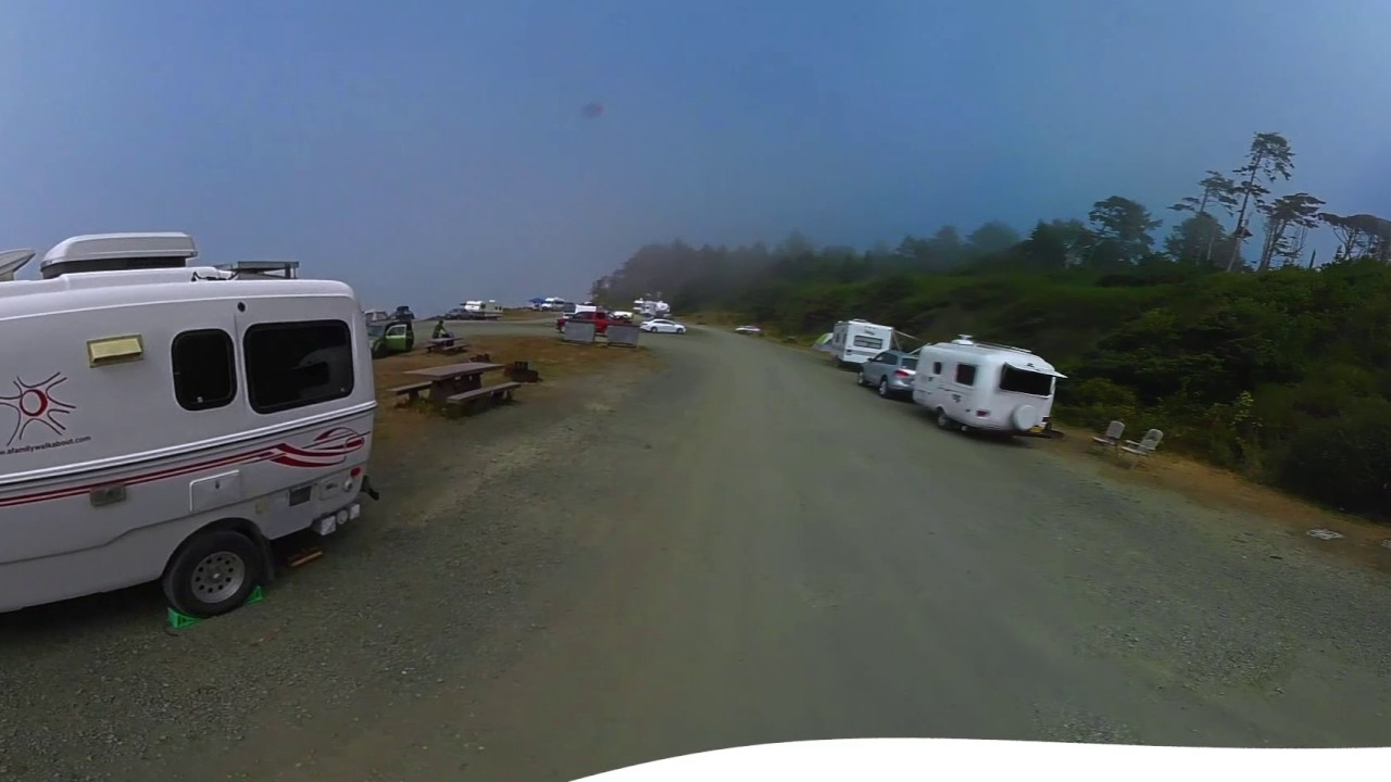 South Beach Olympic National Park Campground