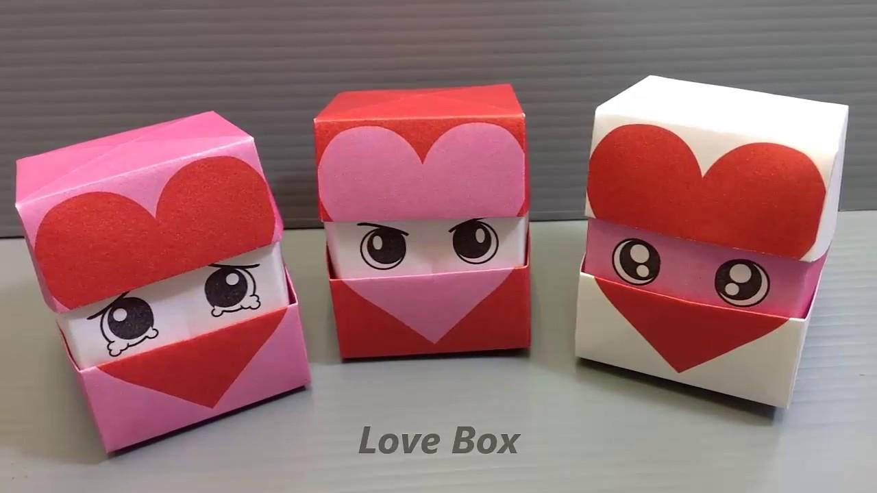 The Beautiful Paper Handicraft Origami Picture