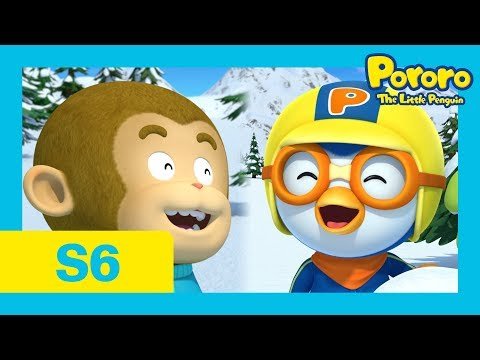 #20 Our Summer Island Friends Come Visit! | Who wants to visit Porong Porong Village?Pororo Season 6