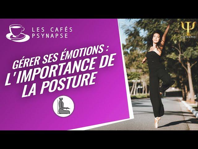 Émotions : Mode d'emploi #2 - Les Cafés de PSYNAPSE