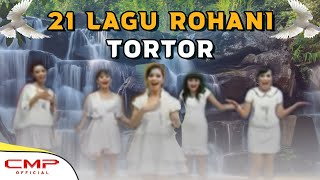 Video Gretha Sihombing, dkk - 21 Nonstop Rohani Tor Tor (Official Lyric Video) download MP3, 3GP, MP4, WEBM, AVI, FLV Juni 2018