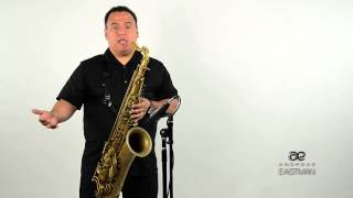 How to Play Swing 8th Notes- Ralph Saxophone and Reed Product Specialist
