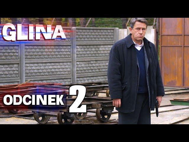 GLINA (2004) | s01e02 | reż. Władysław Pasikowski | Maciej Stuhr | cały odcinek | serial kryminalny