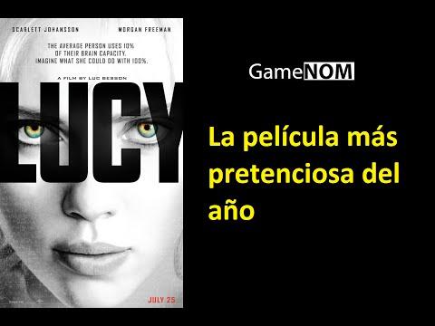 Lucy: La película más pretenciosa del año