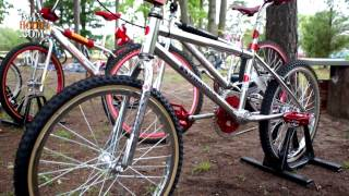 The Vintage BMX Bikes Of The Old Guys On Dirt Day