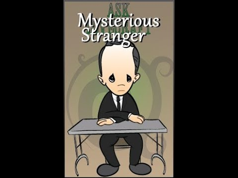 Ask Lovecraft - Mysterious Stranger
