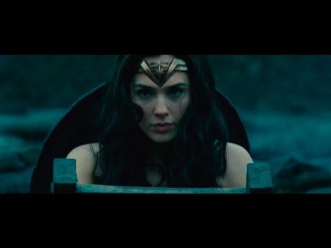 'Wonder Woman' (2017) Official Comic-Con Trailer | Gal Gadot, Chris Pine