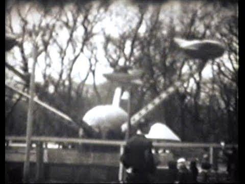 Уссурийск - май 1970 (Рынок и аттракционы)