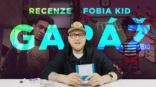 Hugo Hypetrain a recenze na album Fobia Kid - Garáž