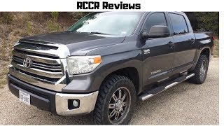 2014 Toyota Tundra SR5 Full Review + Sound Clips & Test Drive