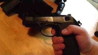 Beretta PX4 Storm (problem?)