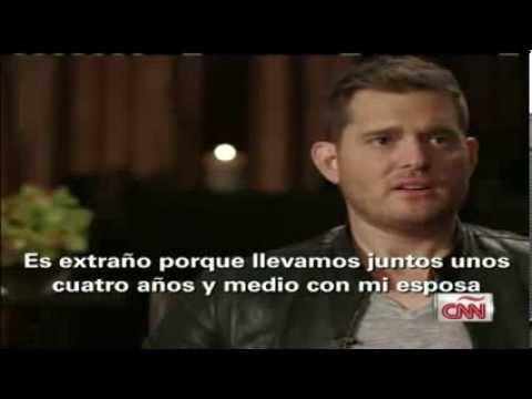 Michael Bublé: Ojalá hubiera más seguridad en Argentina. Viviría allí siempre