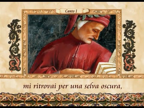 La Divina Commedia in VERSI - Inferno, canto I (1)