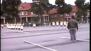 Lincoln High School (SF) JROTC Girls Drill Team 91st Comp 1988