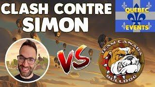 TEAM SIMON VS PRO BULLDOG - J'AFFRONTE LE PRO DU QUÉBEC
