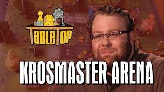 KrosMaster: Arena: Jesse, Alison Haislip, & Michael Swaim Join Felicia on TableTop [Livestream]