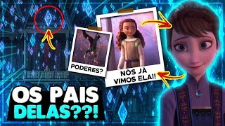 FROZEN 2: TEORIAS DO TRAILER!!!