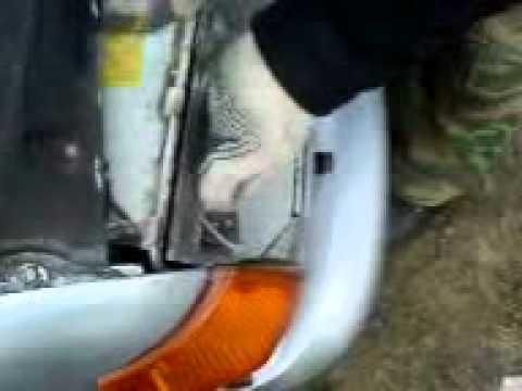 Замена Фары на ВАЗ 21150