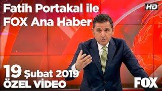 Kılıçdaroğlu yoksulluğun resmini gösterdi... 19 Şubat 2019 Fatih Portakal ile FOX Ana Haber