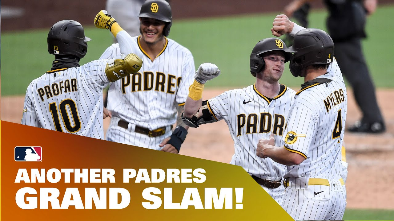 Download SLAM DIEGO continues! Padres hit 5th GRAND SLAM in a week + 5 Grand Slams in 6 games!