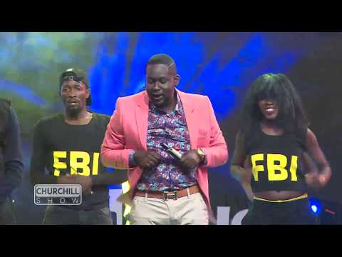 Churchill Show S07 EP28 Garden City Edition