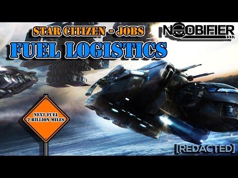 Star Citizen Jobs - Fuel