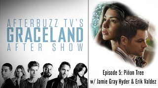 Graceland Season 3 Episode 5 Review w/ Erik Valdez & Jamie Gray Hyder | AfterBuzz TV