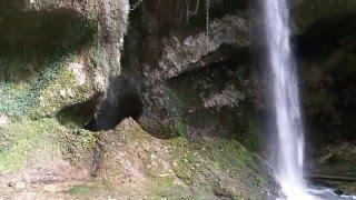 Водопад Глубокий Яр ( Пасть Дракона) Сочи