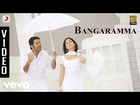 Courier Boy Kalyan - Bangaramma Video | Nitin, Yami Gautam thumbnail