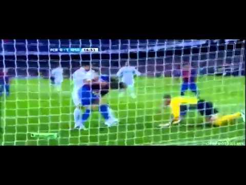 Real Madrid Vs Barcelona 2-1 Khedira Goal