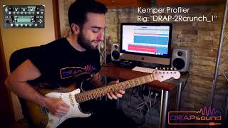 "Commercial Rig: ""DRAP-2Rcrunch_1"" for Kemper Profiler (isolated track)"