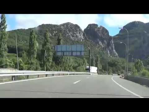 Autovía A-15: Pamplona - San Sebastián