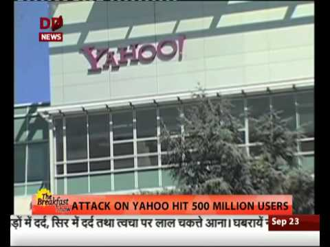 Attack on Yahoo hit 500 million users