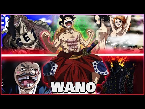 Why WANO Is Better/Worse Than You Think (Act 1) | One Piece Arc Analysis/Discussion