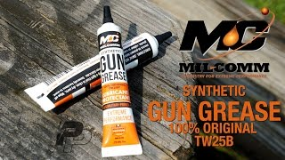 Mil-Comm TW25B Grease