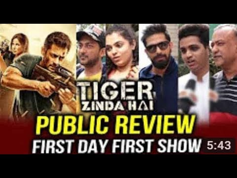 Bangalore Reaction On Tiger Zinda Hai Public Review in India | Salman Khan | Katrina Kaif | Trailer