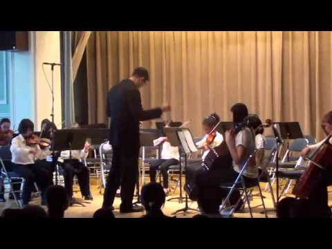 Dynamite, Taio Cruz - Germantown Junior Orchestra, Settlement Music School