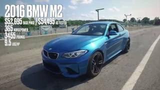 BMW M2 at Lightning Lap 2016