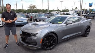 Is the Chevrolet Camaro SS a BETTER performance car than a Ford Mustang?