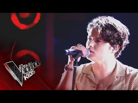 The Vamps perform 'Middle Of The Night': Live Final | The Voice Kids UK 2017