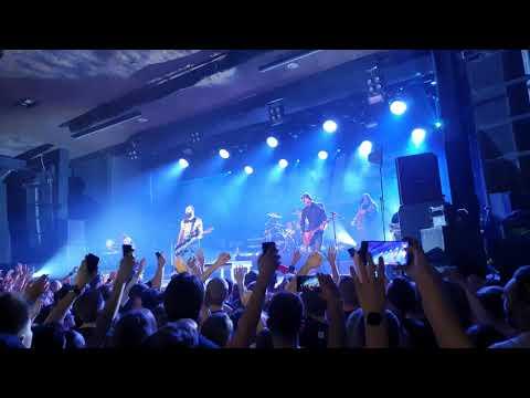Skillet - Anchor 13/11/2019 Live In Poland, Polska, Warsaw, Warszawa, Stodoła