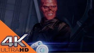 Капитан Америка Против Красного Черепа ★ Первый Мститель (2011)