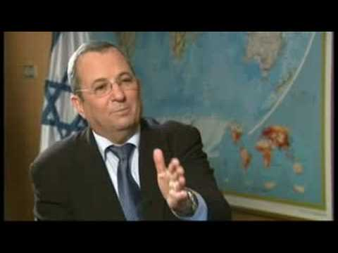 Talk to Al Jazeera - Ehud Barak - 4 Sep 08 - Part 2