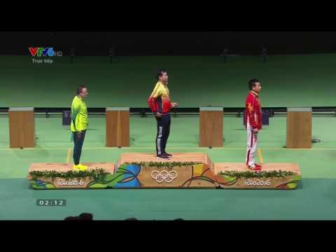 Lần Đầu Tiên Quốc Ca Việt Nam Vang Lên Tại Olympic