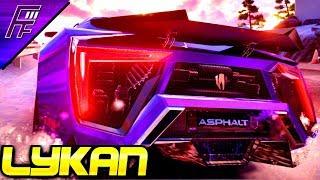 I'M REALLY LYKAN THIS CAR!! Lykan Hypersport (5* Rank 4026) Multiplayer in Asphalt 9